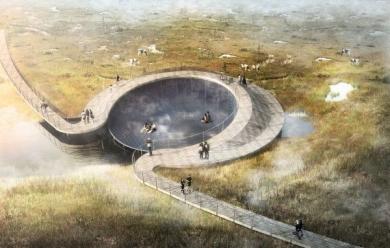 In Danimarca, a Randers, un progetto per ricostruisce il paesaggio e contrastare l'innalzamento delle acque