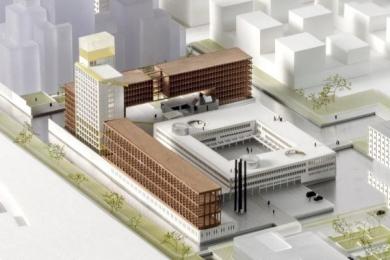 L'ex complesso carcerario di Amsterdam diventa un quartiere green