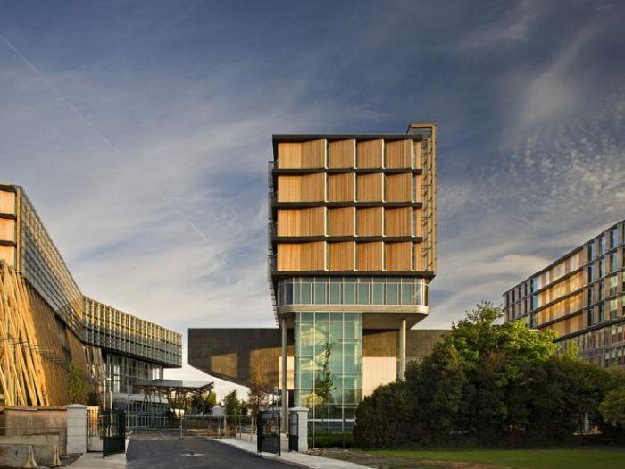 Elm park edifici ad uso misto a basso consumo energetico for Progetti architettura on line