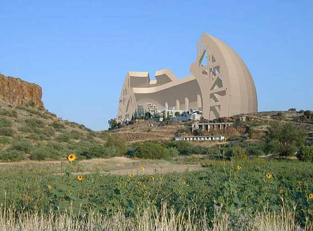 Arcosanti Utopia Nel Deserto