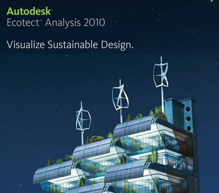"Autodesk Ecotect Analysis 2010 e la ""Guide to Sustainable Design"":  nuovi strumenti per la progettazione di edifici ad alta efficienza energetica"