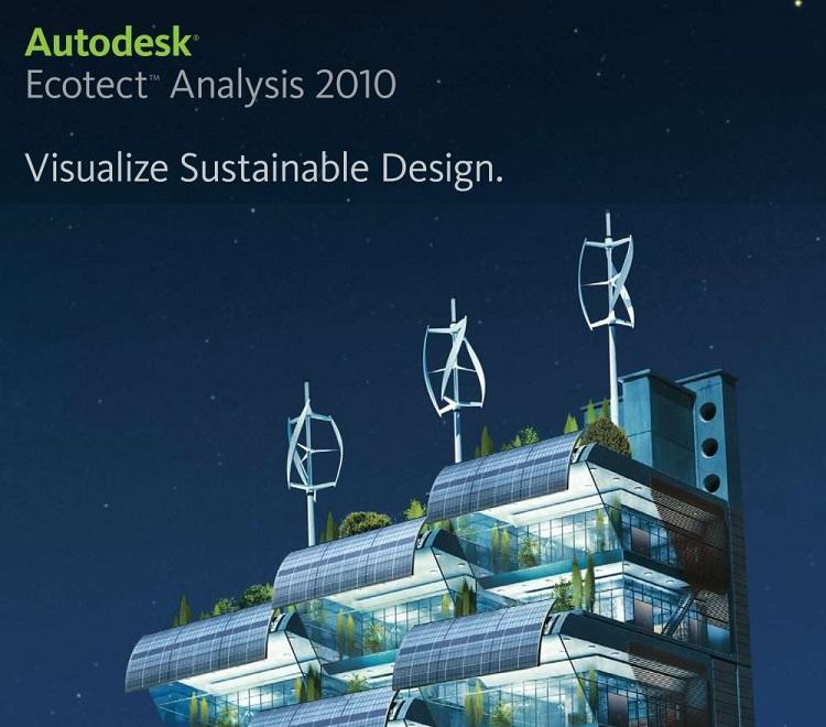 Autodesk Ecotect Analysis 2010