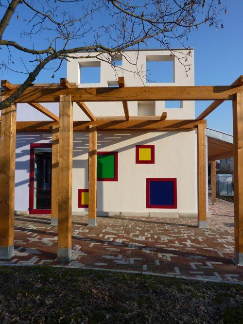 Edificio scolastico ad alta efficienza nel Comune di Soragna