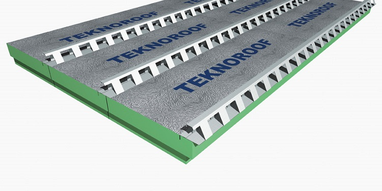 Teknoroof: isolamento e microventilazione per le coperture