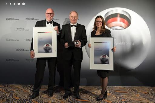 Premio Tedesco per la sostenibilità 2011: Viessmann l'azienda più sostenibile