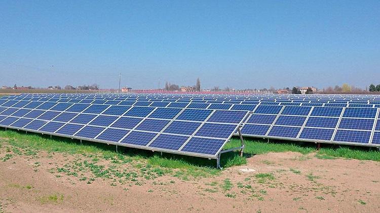 In Calabria un parco solare da 14 MW
