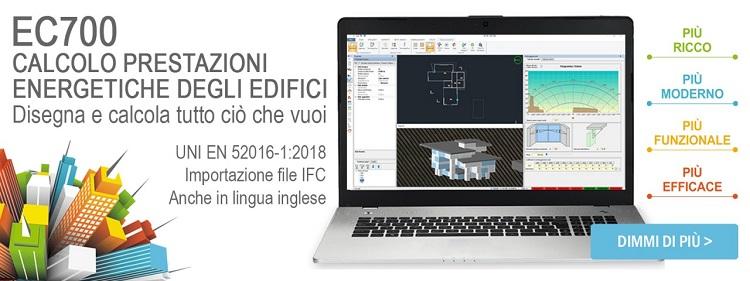 EDILCLIMA: software per la progettazione termotecnica ed impiantistica