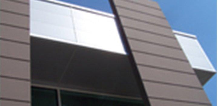Easy Wand: sistema modulare a pannelli coibentati per rivestimento facciate