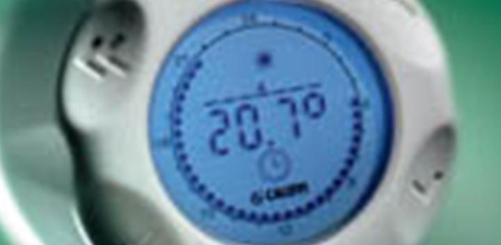 Sistema elettronico di regolazione termica per radiatori WiCal®
