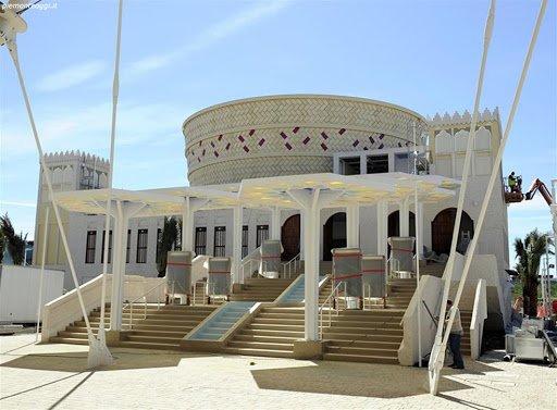 Padiglione Qatar