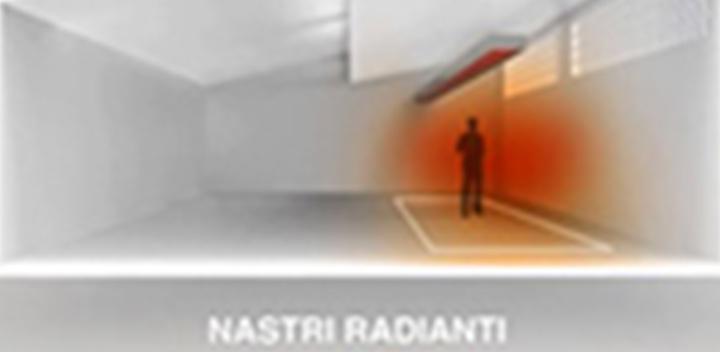 Soluzioni radianti a soffitto per raffrescamento e riscaldamento