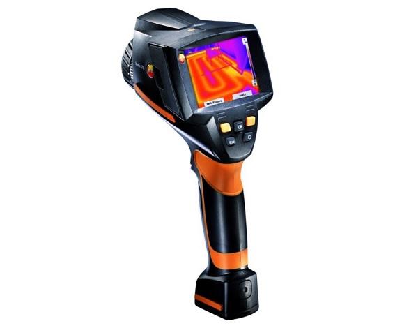 TESTO 875i: termocamera con fotocamera digitale