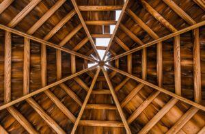 Tetti in legno: tra ottima resa estetica e risparmio energetico