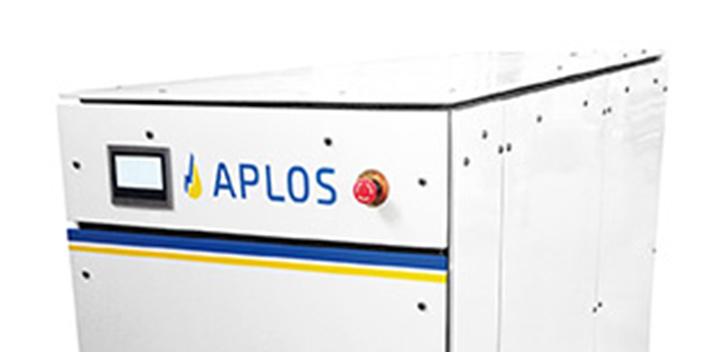 APLOS 20, microcogeneratore alimentato a gas metano/GPL