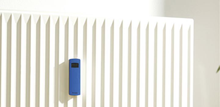Futura Colore, la prima serie di cover colorate per ripartitori di calore