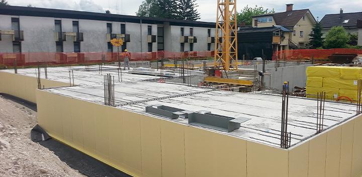 SISTEMA SikaProof® A&P per la protezione della struttura in calcestruzzo