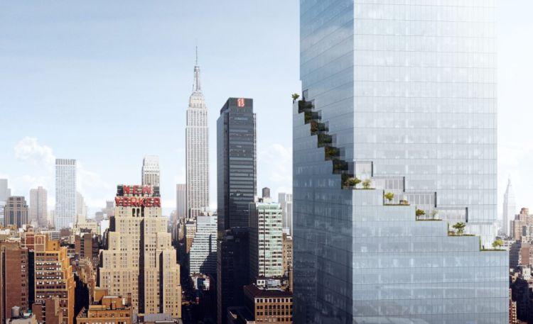 The Spiral, il grattacielo sostenibile di New York