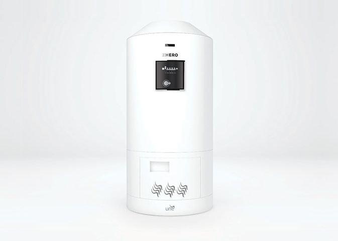 Sistema di accumulo con batterie al sale