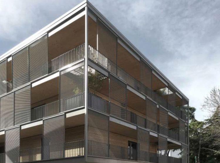 """Edificio NZEB La Fiorita"""" a Cesena"""