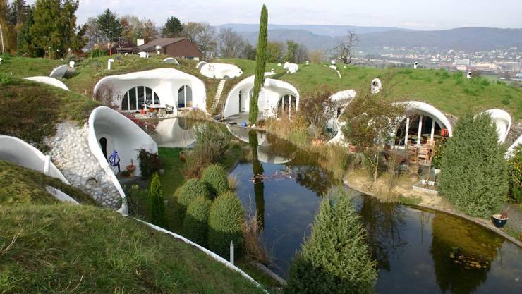 Architettura ipogea svizzera
