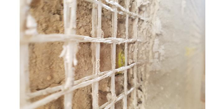 Rinforzo e consolidamento strutturale di pareti