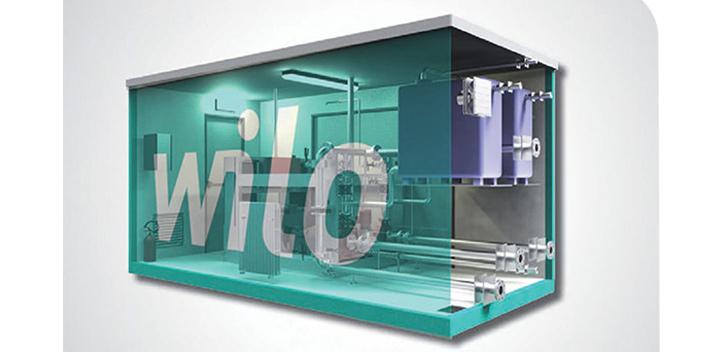 Wilo-Fire Cube-LTA-C