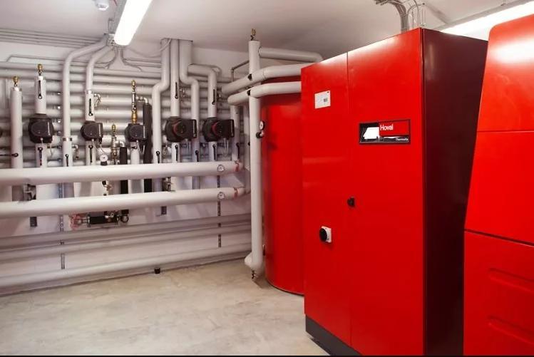 Pompa di calore terra/acqua di falda Thermalia®