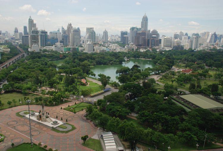 Parco Lumphini, Bangkok