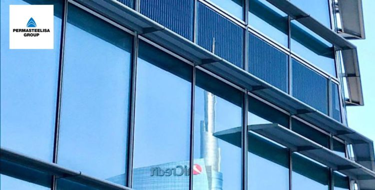 La facciata fotovoltaica di Gioia 22 a Milano