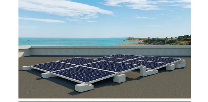 Fotovoltaico: sistema di montaggio Connect dai costi ridotti