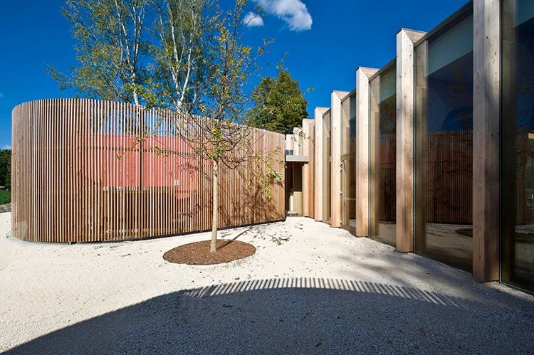 Asilo nido di Guastalla, legno e sostenibilità