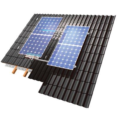 Sistemi di montaggio TRIC per moduli fotovoltaici