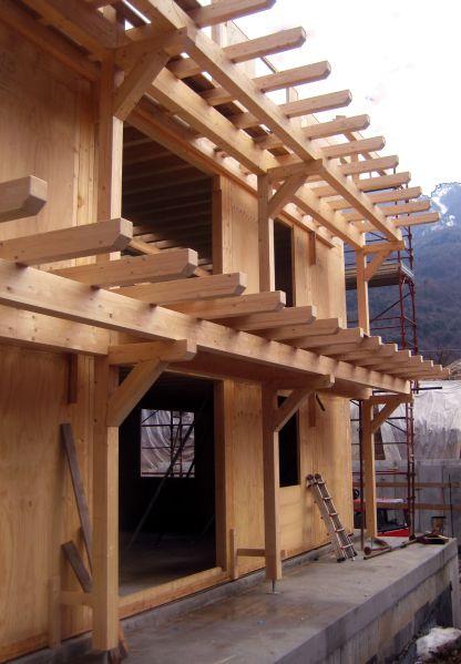 Nuova linea Energy Wood: soluzioni costruttive per le case in legno