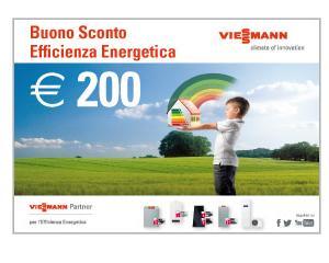 Campagna Check Energetico Viessmann