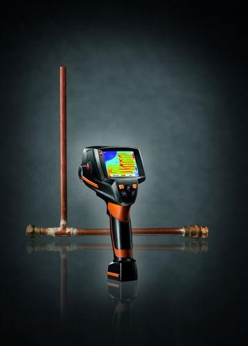 Nuova termocamera 875i, professionale, versatile e dalle ottime prestazioni