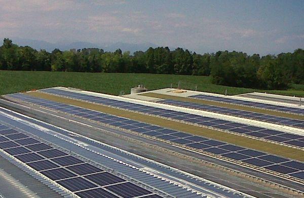Nuovo impianto fotovoltaico Espe a Morsano