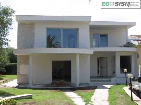 Tecnologia Ecosism per un progetto in Sardegna