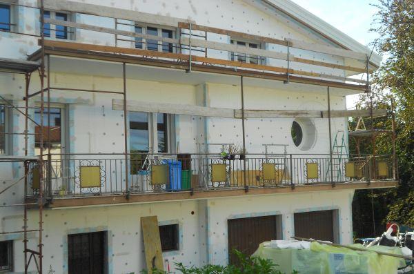 Fassa Bortolo per la riqualificazione energetica di un edificio a Gorizia