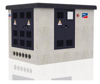 TRANSFORMER COMPACT STATION 1000SC / 1250SC / 1600SC