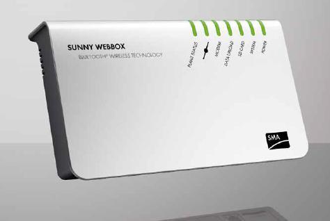 Sunny Web Box con tecnologia wireless Bluetooth®