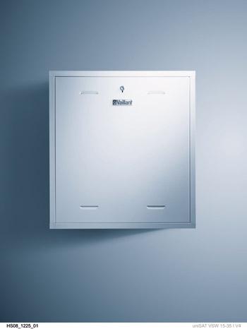 Sistema per la contabilizzazione del calore uniSAT