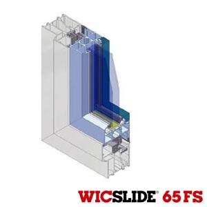 Porte a libro  WICSLIDE 65FS
