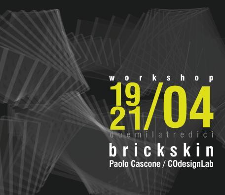 brickskin: progettare involucri in laterizio con Wienerberger