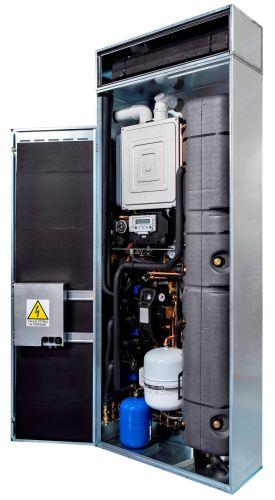Nuovo sistema ibrido multi energia Hybrid Box