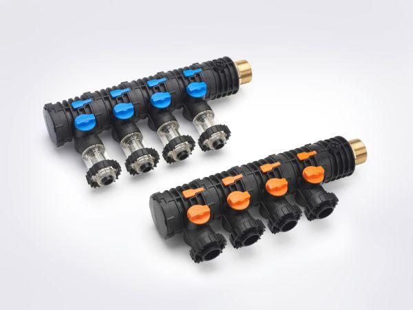 Raugeo Click, collettore modulare per sistemi geotermici