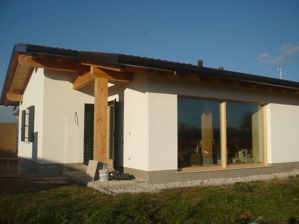 Casa di paglia a San Donà di Piave
