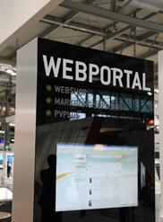 """Nuovo portale di acquisti on line """"WebPortal"""""""