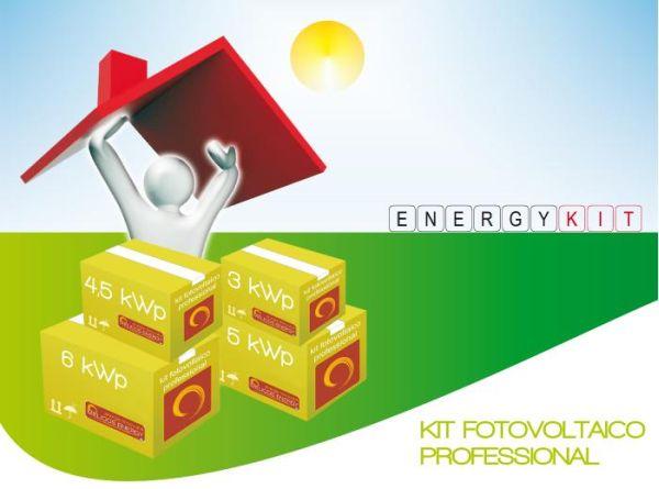 KIT fotovoltaico ENERGY KIT