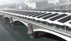 Premiato il Blackfriars Bridge come il più grande ponte solare del mondo