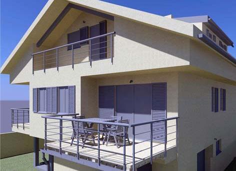 Villa bifamiliare 1